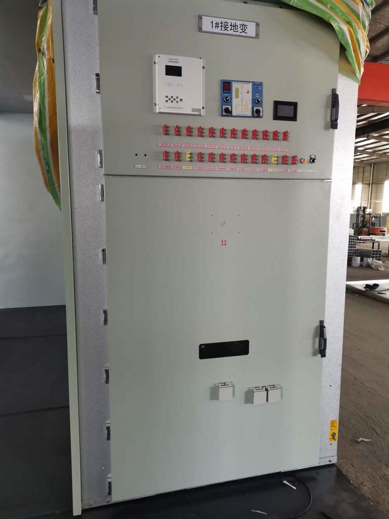 高壓開關柜熱點溫度光纖測溫裝置解決方案